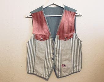 Vintage USA Vest