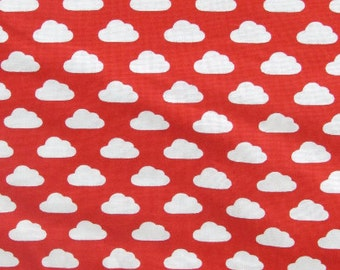 Toy Tales Cloud Fabric
