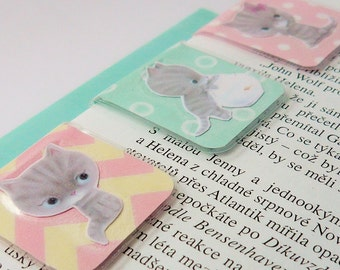 Kitty Magnetic Bookmark