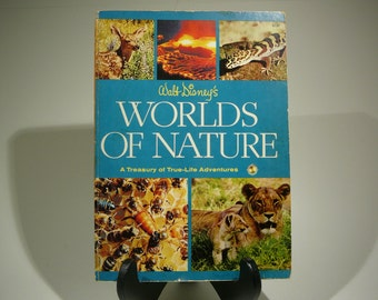 Walt Disneys Wonderful World of Nature, 1974, A treasury of True Life Adventures