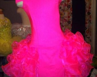 Peek-A-Boo Pageant Dress Shell