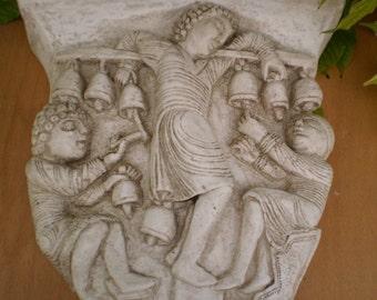 "High Capital Plainsong The Tintinnabulum from Saint Lazarre d'Autun Cathedral (9.4"")"