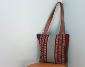Beautiful Authentic Peruvian handbag