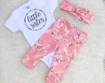 Cherry Blossoms 'Little Sister' Set - Arrows