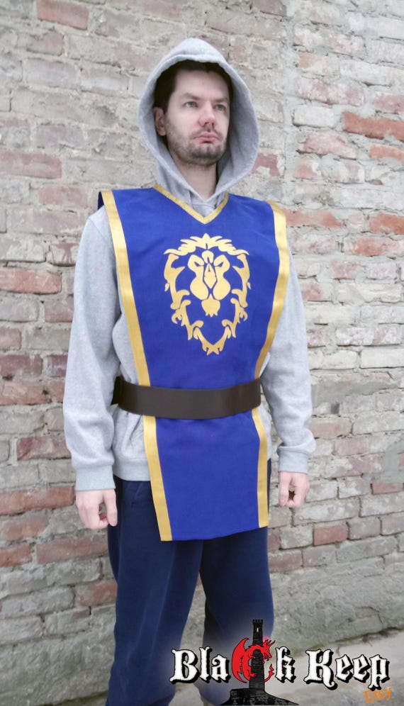 Elite Knight Tabard (cosplay Hand painted Ornaments) MfNjX3