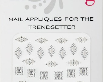 Nail Stickers 96632