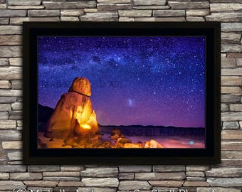 Star Keeper, limited edition, archive quality, photographic print, stars, by Michelle Andrews