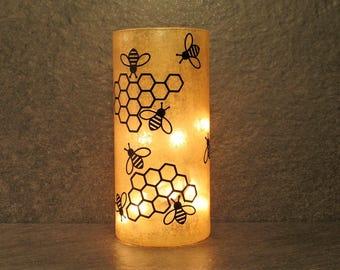 Honey Bee Light, Bee Decor