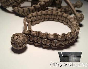 Mad Max Paracord Bracelet (Cobra Knot)