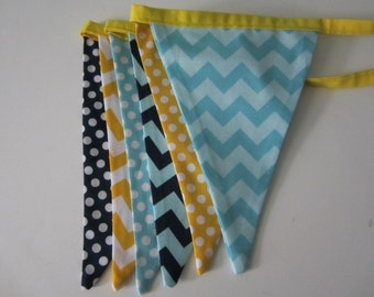 A Bright Playful Bunting