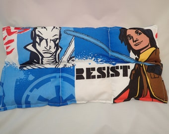 1kg Star Wars 'Rebels Rule' Weighted Lap Pad Ezra Bridger. Autism ADHD SPD sensory, for concentration or anxiety