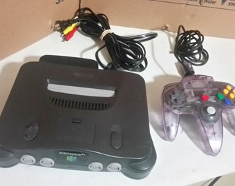Nintendo 64 N64. Complete Videogame system.Excellent condition