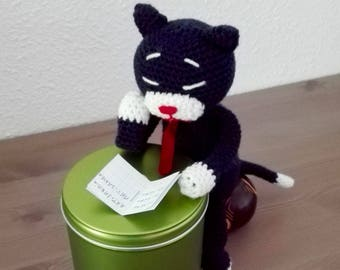 AMINEKO cat crochet