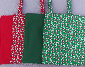 2 Christmas Potholders in a variety of patterns.