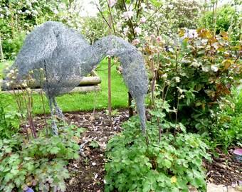 Bespoke wire sculpture