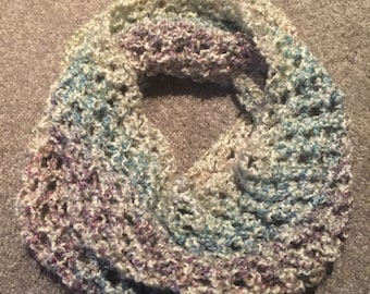 Extra Fluffy Cowl (10-16in)