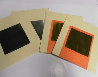 Gorgeous Gold and Silver Paper 50 sheets for ephemera, collage art, crafts,scrapbooking, mixed media