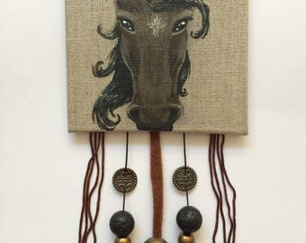 Horse totem picture