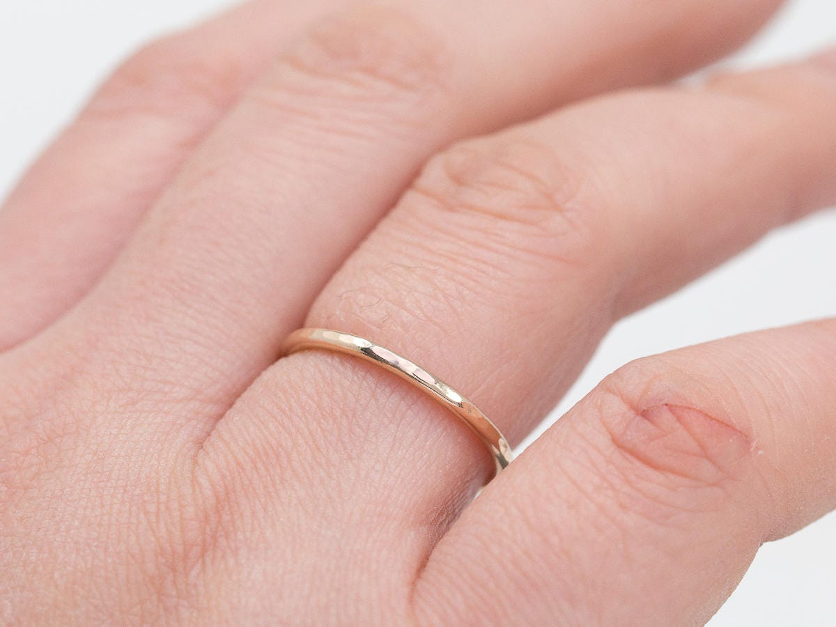 Solid 9ct Gold Wedding Ring|Gold Wedding Band|Gold Wedding Ring|Gold ...