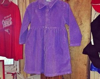 Vintage Girls Dress Size 5