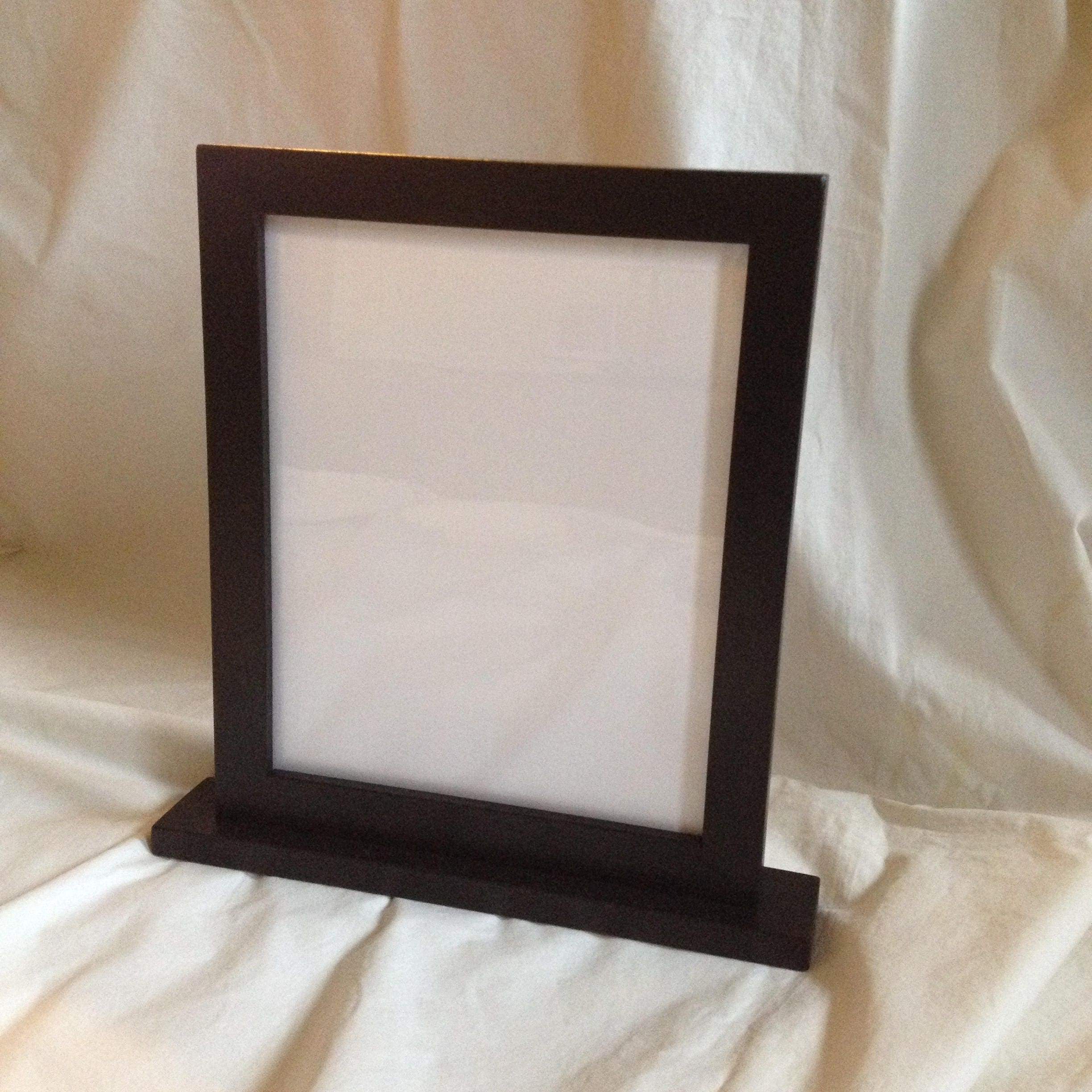 Freestanding Frame, 5X7 Picture Frame, 5X7 Frame, 8X10 Frame, Table ...