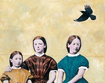 Three Sisters - Print