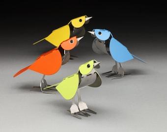 Birdy - bird sculpture [modern]