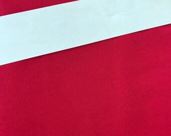 Cranberry Red Fabric - Riley Blake Cranberry Fabric - Darkest Pink Fabric
