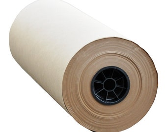 "100% Recycled Kraft Paper Roll - 30# - 24"" x 1200'"