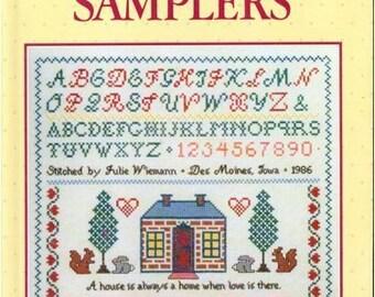 Cross-Stitch Samplers & Pleasures of Cross-Stitch