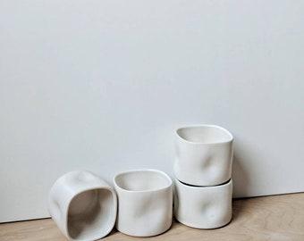 Handmade Ceramic| Pottery| Housewarming Gift | Gift idea Tumbler |Ceramics | Ceramic Whiskey Cup
