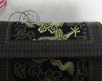 Handmade, iQOS case, Gold Dragon