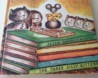 Margot Austin's ChurchMouse Stories 1956