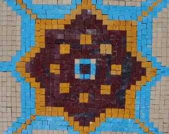 Geometric Mosaic Tile - Cyra