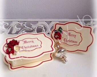 Merry Christmas set. Digtal file.