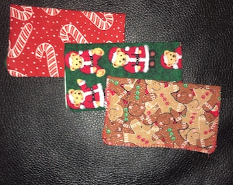 Gift card holders 3 in a set