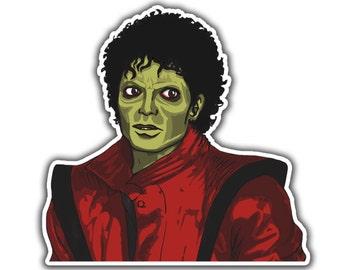 Zombie of Pop Sticker