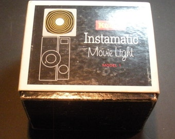 Kodak Instamatic Movie Light Model 1