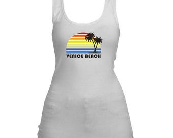 Venice Beach II Womens Tank Top