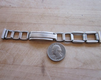 Sterling Watch Band