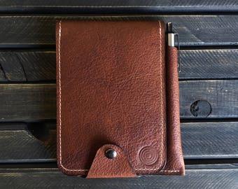 The Marksmen// notepad edc minimalist case // ARC-CO.