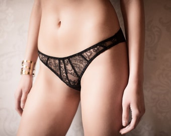 Lingerie - thong Physalis
