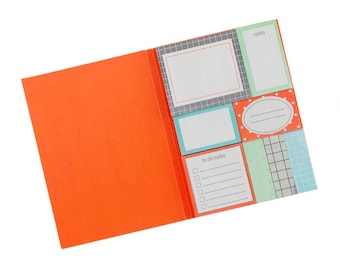 8 Pack Sticky Note Pad Book