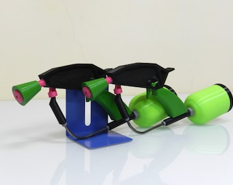 Splat Dualies from Splatoon 2  - 3D printed