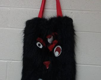Black Monster Bag