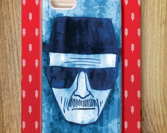 HEISENBERG!  case for iPhone 5/5s by Adam Fisher
