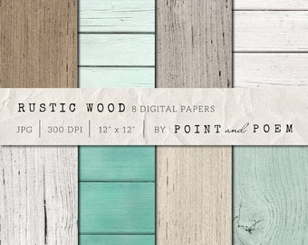 50% OFF SALE Wood Digital Paper, Wood Textures, Rustic Wood Paper, Rustic Wood Digital, Wood Digital, Wood Paper - Commercial Use
