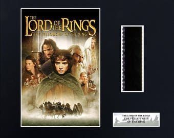 Lord of the Rings The Fellowship of the Ring (8 x 10) film cell