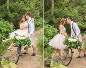 Wedding Tutu Wedding Skir...