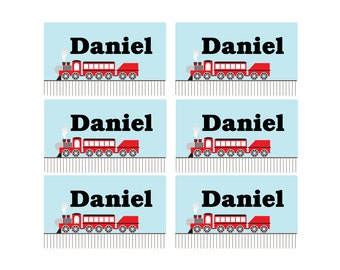 95ct Stick on Clothing Labels, Kids Clothing Labels, Uniform Labels, Kids Clothes Labels, Peel and Stick Labels, Custom Labels